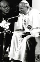 Papa Giovanni Paolo II - Città del Vaticano - 13-05-1981 - Giovanni Paolo II e Giovanni XXIII santi il 27 aprile