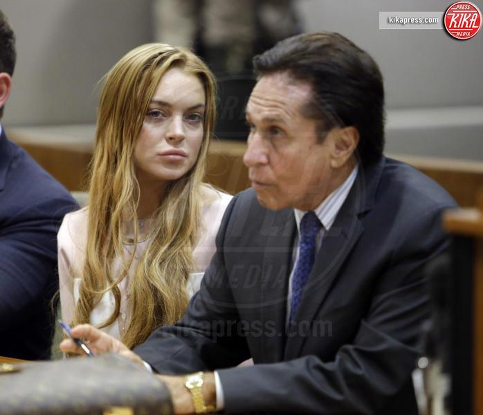 Mark Heller, Lindsay Lohan - Santa Monica - 18-03-2013 - Lindsay Lohan ha trovato l'origine dei suoi demoni: Los Angeles