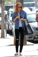 Rumer Willis - Los Angeles - 19-03-2013 - Rumer Willis mette le monetine nel parchimetro