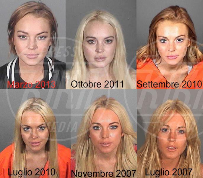 Lindsay Lohan - Los Angeles - 20-03-2013 - Lindsay Lohan ha trovato l'origine dei suoi demoni: Los Angeles