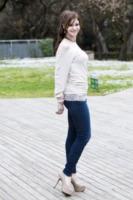Cosetta Turco - Roma - 20-03-2013 - Bando alla formalità: a tutto jeans sul red carpet