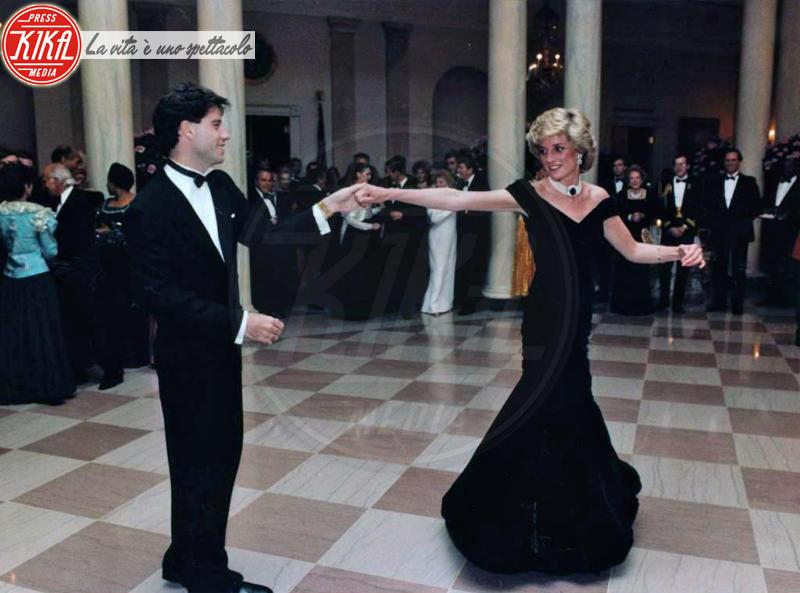 Lady Diana, John Travolta - Washington - 20-03-2013 - Lady Diana, a 22 anni dalla morte una nuova rivelazione