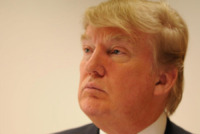 Donald Trump - Aberdeen - 01-07-2009 - Sinistra, destra o centro? Lo schieramento politico dei vip