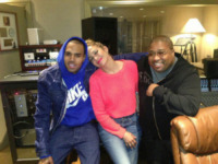 Chris Brown, Jennifer Lopez - Los Angeles - 21-03-2013 - Chris Brown rischia di dover tornare ai servizi sociali