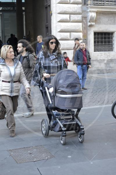 Gianna Ballardini, Paola Carta, Laura Pausini - Roma - 21-03-2013 - A tre ruote, colorato o tutto blu: a ognuno il suo passeggino