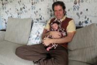 Mario Armando, Perez Hilton - Los Angeles - 21-03-2013 - La cicogna in affitto continua ad avere successo