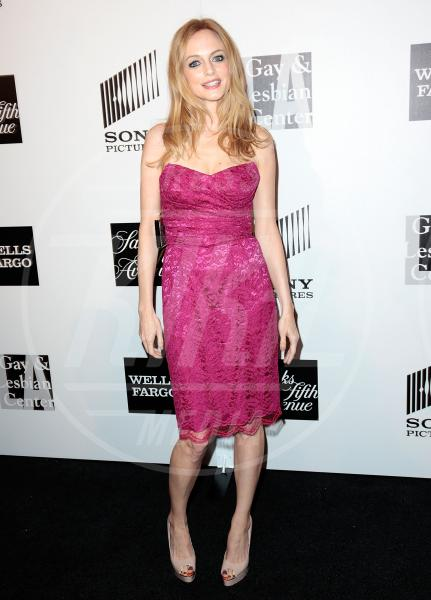 Heather Graham - Los Angeles - 22-03-2013 - Quest'anno la primavera è tutta fucsia!