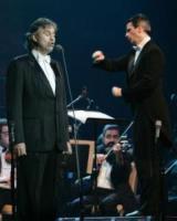 Andrea Bocelli - Hollywood - 04-12-2006 - Il valore di Andrea Bocelli riconosciuto con la stella sulla Walk of Fame