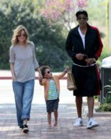 Stella Ivery, Chris Avery, Ellen Pompeo - Los Angeles - 24-03-2013 - Ellen Pompeo è di nuovo mamma: benvenuta Sienna May!