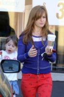 Olive Cohen, Isla Fisher - Los Angeles - 25-03-2013 - Isla Fisher racconta le brutte figure di Sacha Baron Cohen