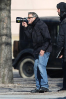 George Clooney - Berlino - 25-03-2013 - Slitta l'uscita nelle sale di The Monuments Men