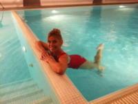 Federica Fontana - Milano - 26-03-2013 - Dillo con un tweet: Federica Fontana si tiene in forma