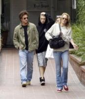 Dylan Penn, Hopper Penn, Robin Wright, Sean Penn - Santa Monica - 29-06-2008 - Sean Penn e Amber Heard, il nuovo amore di Hollywood