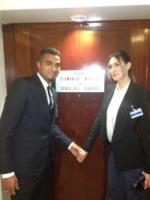 Kevin-Prince Boateng, Melissa Satta - Milano - 27-03-2013 - Dillo con un tweet: Gianna Nannini è pronta per il tour