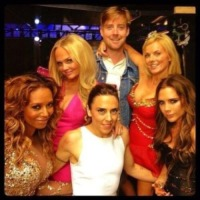 Spice Girls - 27-03-2013 - Dillo con un tweet: Gianna Nannini è pronta per il tour