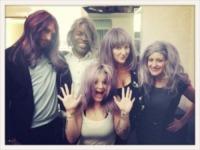 Kelly Osbourne - 27-03-2013 - Dillo con un tweet: Gianna Nannini è pronta per il tour