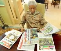 Nelson Mandela - Johannesburg - 17-05-2011 - Nelson Mandela di nuovo ricoverato in ospedale