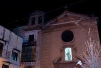 Suora fantasma - 27-03-2013 - Una suora fantasma sul campanile di Santa Maria della Mercede