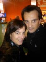 Andrea Celentano, Sara Tommasi - Milano - 28-03-2013 - Dillo con un tweet: Tamara Ecclestone hot su Playboy