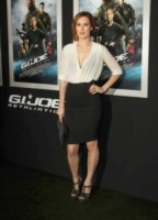 Rumer Willis - Hollywood - 28-03-2013 - Camicia bianca e gonna nera: un look… evergreen!
