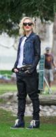 Gwen Stefani - Los Angeles - 04-02-2013 - Un classico che ritorna: il giubbotto di jeans