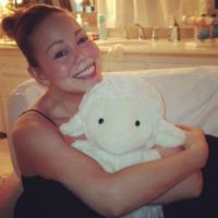 Mariah Carey - Milano - 29-03-2013 - Dillo con un tweet: Christian Vieri ha un chiodo fisso