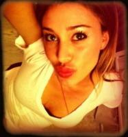 Belen Rodriguez - Milano - 29-03-2013 - Dillo con un tweet: Christian Vieri ha un chiodo fisso