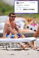 Christian Vieri - Miami - 02-05-2012 - Dillo con un tweet: Christian Vieri ha un chiodo fisso