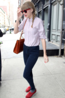 Taylor Swift - New York - 29-03-2013 - Il jeans: 140 anni e non sentirli. Da James Dean a Rihanna