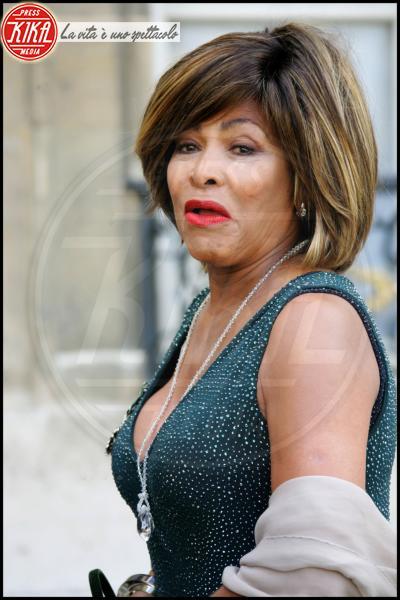 Tina Turner - Parigi - 03-07-2008 - Amber Heard, solo l'ultima star picchiata dal compagno