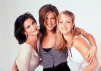 Lisa Kudrow, Courteney Cox, Jennifer Aniston - friends - 02-04-2013 - Le quote rosa di Friends pensano alla reunion