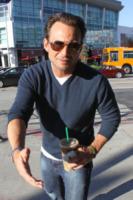 Christian Slater - 12-03-2010 - Christian Slater, quant'è bello vivere nel Dolce Far Niente