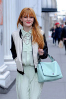 Bella Thorne - New York - 03-04-2013 - Questa primavera mi vesto color sorbetto!