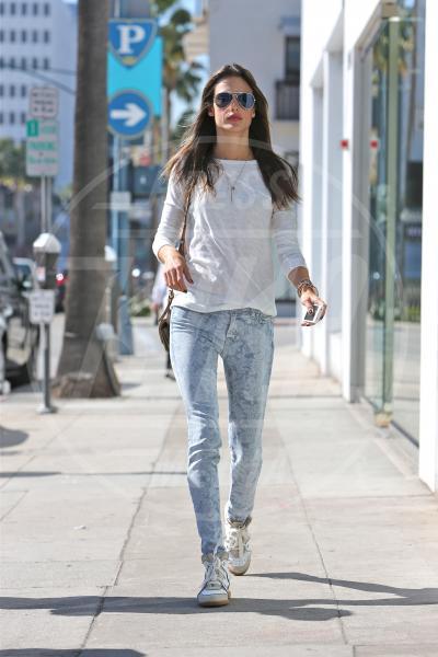 Alessandra Ambrosio - Los Angeles - 14-02-2013 - Alessandra Ambrosio  è la primavera!