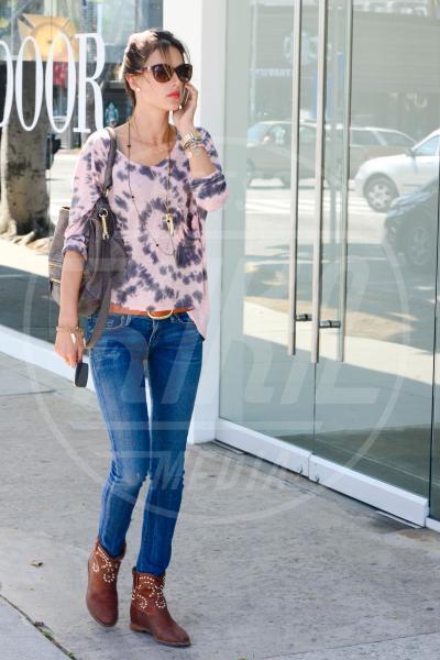 Alessandra Ambrosio - Los Angeles - 21-03-2013 - Alessandra Ambrosio  è la primavera!