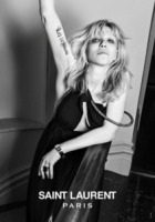 Courtney Love - Los Angeles - 03-04-2013 - Marilyn Manson diventa testimonial di Yves Saint-Laurent