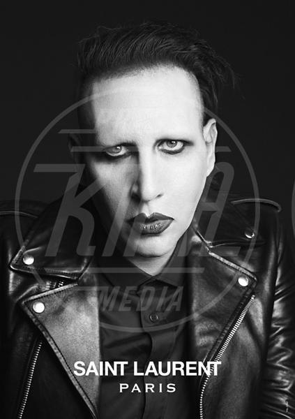 Marilyn Manson - Los Angeles - 03-04-2013 - Marilyn Manson diventa testimonial di Yves Saint-Laurent