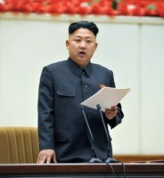 Kim Jong-un - pyongyang - 02-04-2013 - Top 100 più influenti: tanta Hollywood, c'è anche un italiano