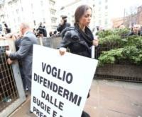 Karima El Marough - Milano - 04-04-2013 - Il sostituto procuratore: confermare la condanna a Berlusconi