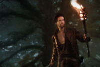 Tom Riley - 17-07-2012 - David Goyer svela: