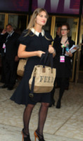 Lauren Bush - New York - 04-04-2013 - L'esercito delle collettine… e delle collettone