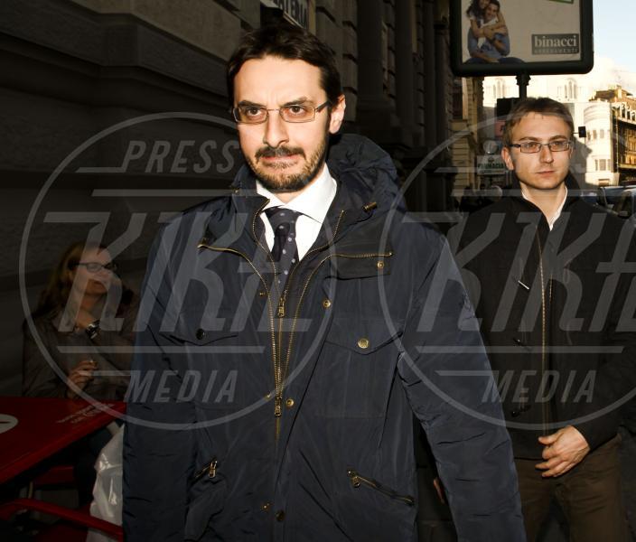 Alberto Stasi - Roma - 05-04-2013 - Delitto di Garlasco, nuovo test del DNA per Stasi