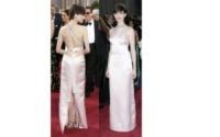 Anne Hathaway - Vade Retro Abito!: Anne Hathaway in Prada agli Oscar 2013