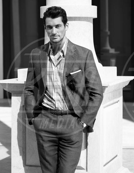 David Gandy - Milano - 08-04-2013 - David Gandy, in posa per Marks & Spencer