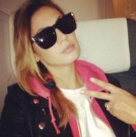 Melissa Satta - Milano - 08-04-2013 - Dillo con un tweet: Lucarelli scherza sulla ferita del collega
