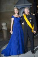 Mathilde  del Belgio, Principe Philippe - Lussemburgo - 19-10-2012 - Letizia, Rania, Mathilde, Charlene, Maxima: regine di stile