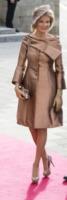 Mathilde  del Belgio - Lussemburgo - 20-10-2012 - Ecco le cinque principesse… di stile!