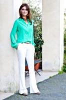 Catrinel Marlon - Roma - 01-01-2000 - Verde acqua, turchese, azzurro Tiffany: i colori dell'estate