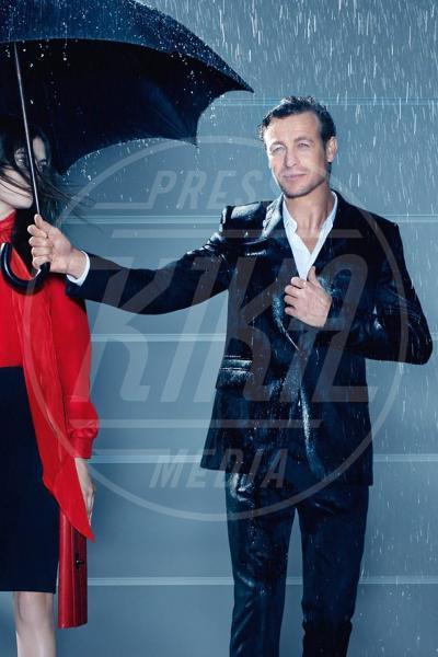 Cameron Russell, Simon Baker - Los Angeles - 10-04-2013 - Simon Baker è il nuovo volto di Givenchy Gentlemen