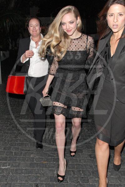 Amanda Seyfried - Los Angeles - 27-01-2013 - Amanda Seyfried raggiante per Clé de Peau Beauté